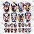 Kit com 10 Camisetas Masculinas em Algodão - 44 Estamapas - Tamanho Até GG - Envio Imediato - Imagem 1