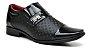 -Skynetshop-: Kit Dubuy  1 Par de Sapatos + Cinto + Carteira + Relógio - Tam. de 39 a 44 - Imagem 4