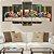 -Evangelys-: Quadro Decorativo Mosaico Santa Ceia - Medidas: 1,20x60cm - Imagem 2