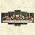 -Evangelys-: Quadro Decorativo Mosaico Santa Ceia - Medidas: 1,20x60cm - Imagem 1