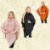 Kit com 2 Ponchos Kimono Tricot - Pala Aberta sem Costuras Laterais - 8 Cores - Tamanho Único (38 a 46) - Imagem 1