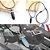 -Esoterix-: Kit 12 Colares de Pedra Misto - Fio Encerado Ajustável - Imagem 6