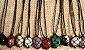 -Esoterix-: Kit 12 Colares de Pedra na Rede - Misto - Pronta Entrega - Imagem 3