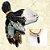 -Esoterix-: Kit 12 Colares - 6 de Pedra da Lua - 6 Pedra Olho de Tigre - Pronta Entrega - Imagem 2
