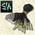 Kit com 12 Colares Pedras - 4 Modelos: Onix - Quartzo - Flourescente -  Pedra da Lua - Pronta Entrega - Imagem 4