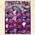 -Esoterix-: Kit 24 Pedras do Signo (2 Cartelas com 12 Unidades cada) - Pronta Entrega - Imagem 1