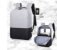 Mochila p/Notebook 15,6 - Saída USB para recarregar o Celular - Impermeável -  - Imagem 1