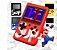Mini Video Game Retrô Portátil Sup Standard - 400 Jogos do Super Nintendo  - Imagem 1