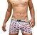 Box Showpromodia: - Kit com 10 Cuecas Boxer Premium- Microfibra - Tamanho até GG - Envio Imediato - Imagem 5