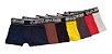 Kit com 10 Cuecas Infantil Boxer - Lisas - Tamanho: de 1 a 6 anos - Imagem 7