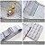 Sutiã Luxo Confort - Sustentação - Fecho Traseiro com 3 Ajustes - Pingente Coração - Tamanhos Grandes: 95 a 115 cm - Frete Grátis - Imagem 7