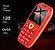 Mini Celular Ferrari 32GB - Antifurto - Bluetooth - Dual Chip - MP3 - Mede 6,7 centímetros - Pesa Apenas 65 gramas -  Câmera - Frete Grátis - Imagem 8