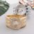 Braçalete em Strass com Detalhe em Pérola - Ouro/Prata - Frete Grátis - Imagem 1