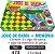 BRINQUEDO JOGO DE DAMAS + MEMÓRIA - Imagem 1
