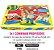 BRINQUEDO 3X1 COMBINAR PROFISSÕES - Imagem 1