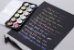Aquarela Para Caligrafia E Desenho Pearl Colors Finetec 12 Cores Perolizadas - Imagem 3