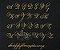 Manuscrito - Alfabeto Cursiva - B06 - Imagem 1