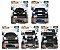 Set Velozes e Furiosos Furious Fleet 5 carros - 1/64 - Hotwheels - Imagem 1
