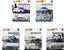 Set Car Culture Fast Wagons 5 carros - 1/64 - Hotwheels - Imagem 1