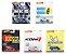 Set Pop Culture Speed Shop Garage 5 carros - 1/64 - Hotwheels - Imagem 1