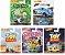 Hot Wheels 2020 Entertainment Mix 3 5 carros - 1/64 - Hotwheels - Imagem 1