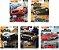 Set Velozes e Furiosos Motor City Muscle 5 carros - 1/64 - Hotwheels - Imagem 1