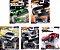 Set Velozes e Furiosos Fast Stars 5 carros - 1/64 - Hotwheels - Imagem 1