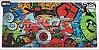 Adesivo Case Grafite 3 MOD-12 - Imagem 1