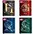 Caderneta G Harry Potter 80 Folhas S/ Pauta - unitário - Jandaia - Imagem 2