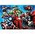 Os Vingadores - Quebra-cabeça - 120 peças Grandão - Imagem 1