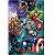 Os Vingadores - Quebra-cabeça - 100 peças - Imagem 1