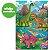 Reino dos Dinos - Quebra-cabeça - 100 peças - Imagem 2