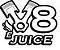 Líquido V8 E-Juice - Sparkling Apple Peach - Camaro - Imagem 2