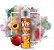 Líquido V8 E-Juice - Sparkling Apple Peach - Camaro - Imagem 1
