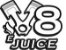 Líquido V8 E-Juice - Strawnana - Fury  - Imagem 2