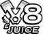 Líquido V8 E-Juice - Strawberry Champagne - Boss 429 - Imagem 2