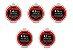 Kit 5 bobinas + Algodão - Coil Master - Imagem 1
