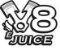 Líquido V8 E-Juice - Tobacco Blend Caramel - Maverick - Imagem 2