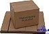 Caixa de Transporte Pequena Med. 38x31x29cm - Imagem 3