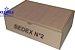 Caixa para correio - Sedex e-commerce n°2 Med. 27x18x9cm - Imagem 1