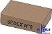 Caixa e-commerce Sedex n°0 Med. 17x11x4,5cm - Ref.47 - Imagem 1