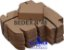 Caixa e-commerce Sedex n°48 Med. 18,5x11x5,5cm - Imagem 3