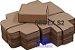 Caixa e-commerce Sedex s2 Med. 23x16x8cm - Imagem 3