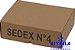 Caixa e-commerce Sedex n°4 Med. 30x23x9cm - Ref.50 - Imagem 1