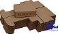 Caixa e-commerce Sedex n°4 Med. 30x23x9cm - Ref.50 - Imagem 3