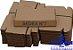 Caixa e-commerce Sedex n°7 Med. 34,5x20,5x5,5cm - Ref.7 - Imagem 3