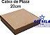 Pizza Parda 20cm Quadrada 21x21x4,5cm - Ref.67 - Imagem 1