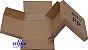 Caixa de Bolo PP. 26x26x17,5cm - Ref.15 - Imagem 2