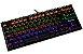 Teclado Gamer Evolut Mecânico Shodan PRO LED RGB RED Switch EG-203 - Imagem 3
