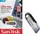 PEN Drive Sandisk Cruzer Ultra Flair 128gb USB 3.0 Preto/prata - Sdcz73-128g-g46 - Imagem 1